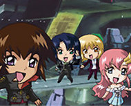 image of anime Mobile Gundam Seed Character Theater