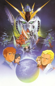 image of anime Mobile Suit Gundam: Char's Counterattack