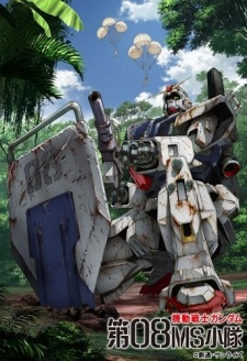 image of anime Mobile Suit Gundam: The 08th MS Team - Miller's Report