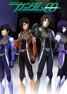 image of anime Mobile Suit Gundam 00