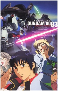 image of anime Mobile Suit Gundam 0083: Stardust Memory