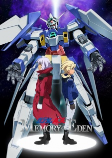 image of anime Mobile Suit Gundam AGE - Memory of Eden