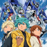 image of anime Mobile Suit Gundam AGE: Memory of Eden
