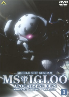 image of anime Mobile Suit Gundam MS IGLOO: Apocalypse 0079