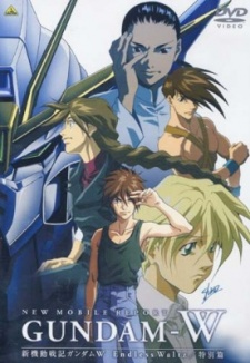 image of anime Mobile Suit Gundam Wing: Endless Waltz