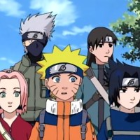 image of anime Naruto - Battle at the Hidden Falls