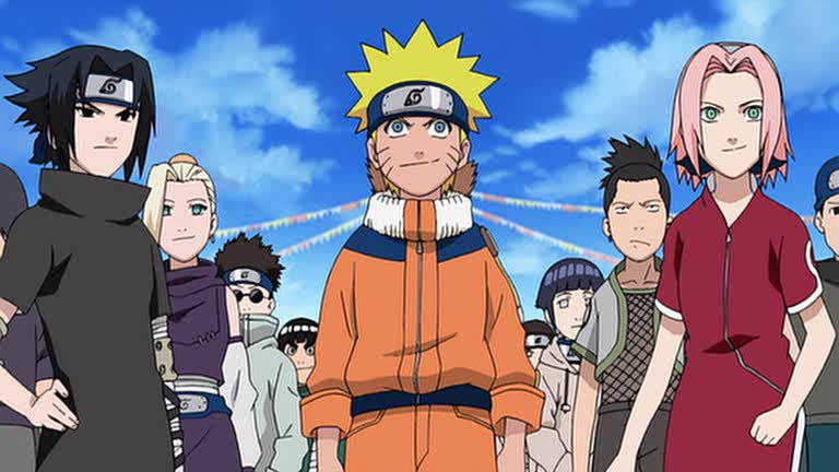 image of anime Naruto: Hidden Leaf Village Grand Sports Festival