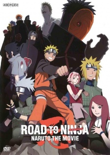 image of anime Naruto: Shippuuden Movie 6 - Road to Ninja