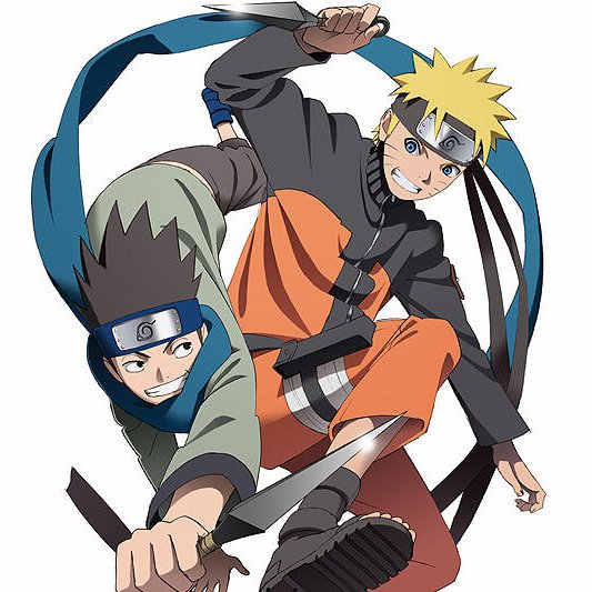 image of anime Naruto: The Cross Roads