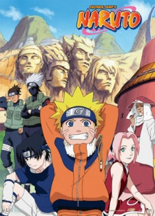 image of anime Naruto OVA