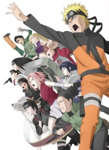 image of anime Naruto Shippuuden: Movie 3 - Hi no Ishi wo Tsugu Mono