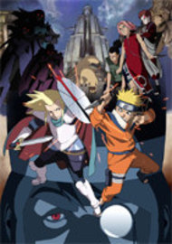 image of anime Naruto the Movie 2: Legend of the Stone of Gelel