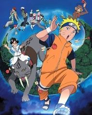 image of anime Naruto the Movie 3: Guardians of the Crescent Moon Kingdom