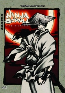 image of anime Ninja Scroll: The Series
