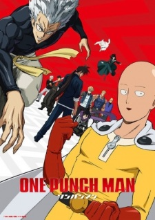 image of anime One Punch Man 2