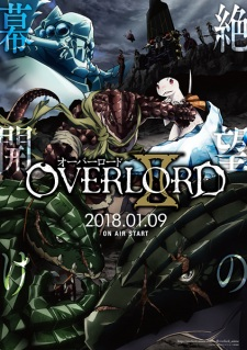 image of anime Overlord II