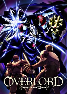 image of anime Overlord
