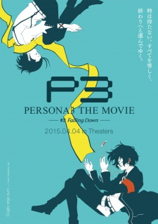 image of anime Persona 3 the Movie