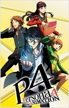 image of anime Persona 4 The Animation
