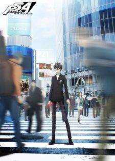 image of anime Persona 5