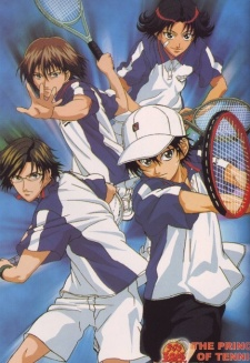 image of anime Prince of Tennis - The Ultimate Tennis Match at an English Castle!