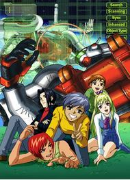 image of anime Rescue Me!