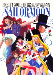 image of anime Sailor Moon