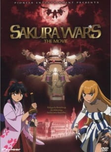 image of anime Sakura Wars the Movie