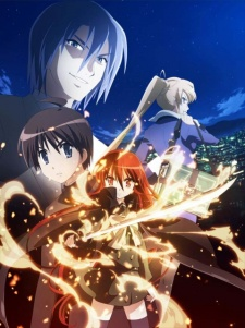 image of anime Shakugan no Shana Movie