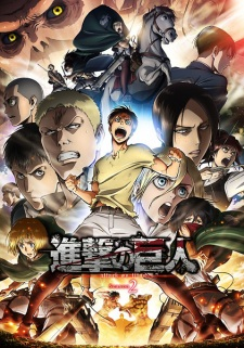 image of anime Shingeki no Kyojin (Season 2)