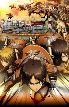 image of anime Shingeki no Kyojin