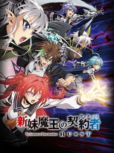 image of anime Shinmai Maou no Testament BURST