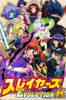 image of anime Slayers Evolution-R