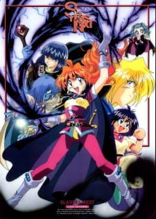 image of anime Slayers Next