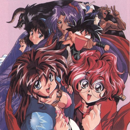 image of anime Sorcerer Hunters OVA