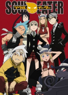 image of anime Soul Eater