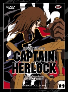 image of anime Space Pirate Captain Herlock: Outside Legend - The Endless Odyssey