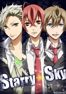 image of anime Starry Sky