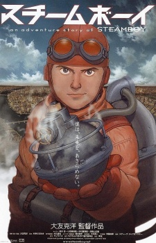 image of anime Steamboy