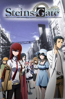 image of anime Steins;Gate