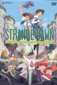 image of anime Strange Dawn