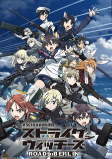 image of anime Strike Witches - Road to Berlin