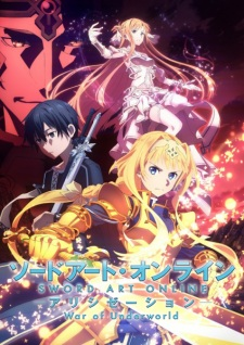 image of anime Sword Art Online: Alicization - War of Underworld