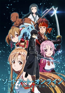 image of anime Sword Art Online