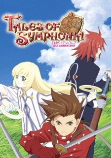 image of anime Tales of Symphonia