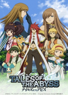 image of anime Tales of the Abyss
