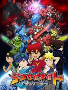 image of anime Tenkai Knights