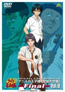 image of anime The Prince of Tennis: The National Tournament (OVA)