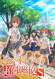 image of anime Toaru Kagaku no Railgun S