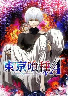 image of anime Tokyo Ghoul